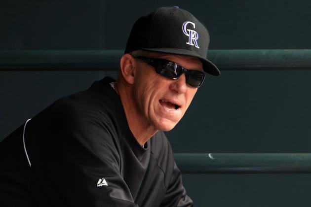 No Decision on Rockies Manager Jim Tracy Expected Before Monday