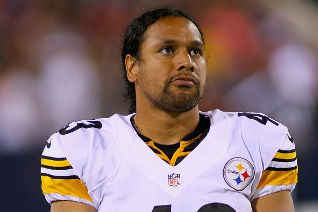 Troy Polamalu Questionable to Return with Calf Injury