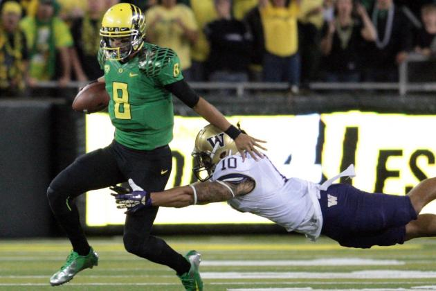 My, How Marcus Mariota Has Grown