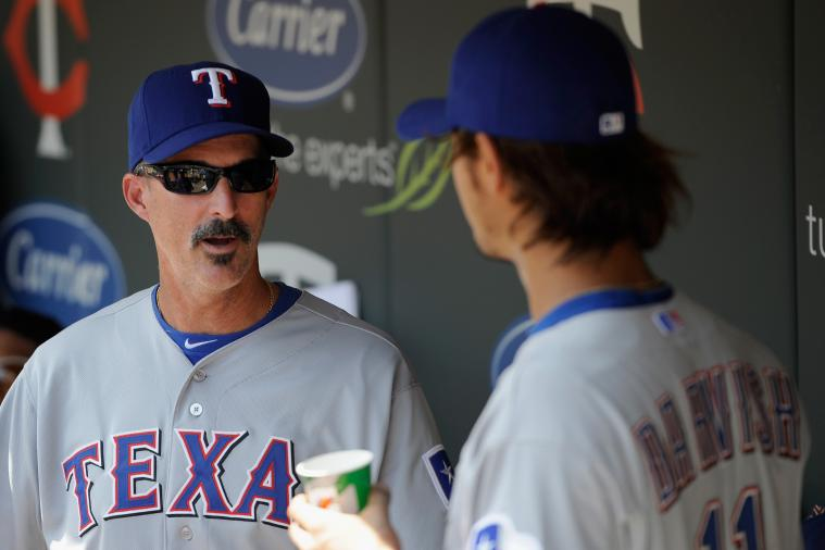 Mike Maddux Happy with Yu Darvish's Year
