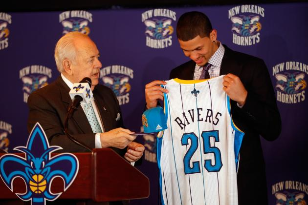 Austin Rivers: Hornets Rookie Must Be in Attack Mode Running the Point