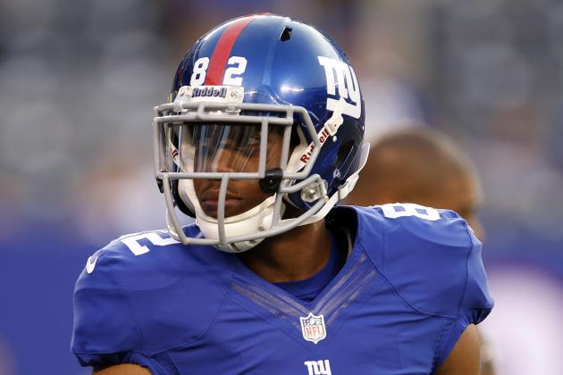 Rueben Randle: New York Giants' WR a No-Brainer Pickup for Fantasy Owners