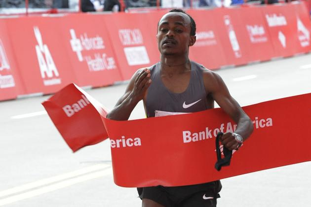 Chicago Marathon 2012 Results: What Sweep Means for Ethiopia