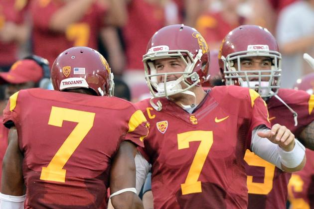 USC Football: Trojans Back in National Title Hunt After Weekend of Upsets