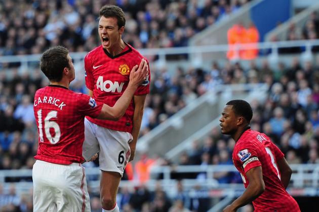 Manchester United's Polished Diamond Sparkles Against Newcastle United