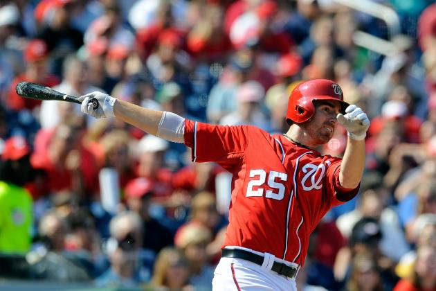 Adam LaRoche Is a Perfect Short Term Match for Boston Red Sox