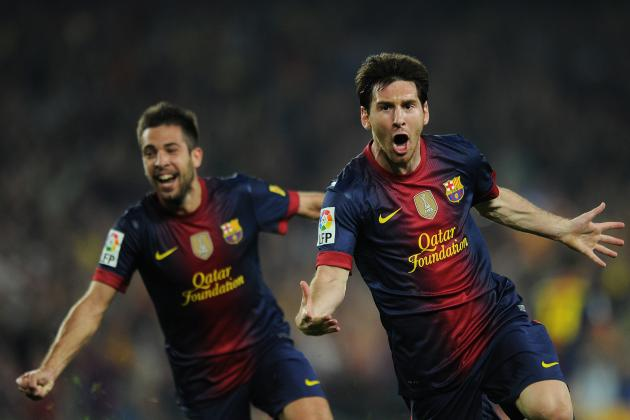 Barcelona vs. Real Madrid: Score, Analysis, Grades and More for El Clasico 2012