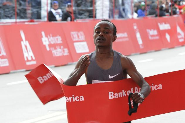 Chicago Marathon 2012 Results: Ethiopian Runner Impresses with New Course Record