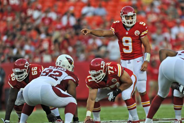 Brady Quinn Shouldn't Start for Chiefs If Matt Cassel Is Healthy