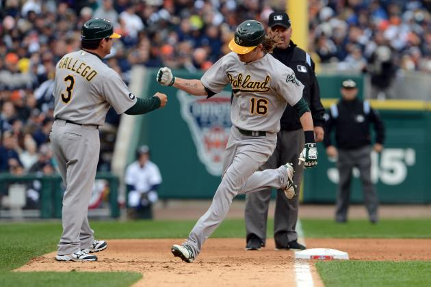 Oakland A's Pushed to Brink of Elimination in Tough 5-4 Loss to Detroit