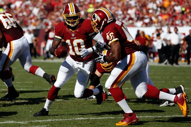 Why Alfred Morris, Not RG3, is Most Impressive Redskins Rookie