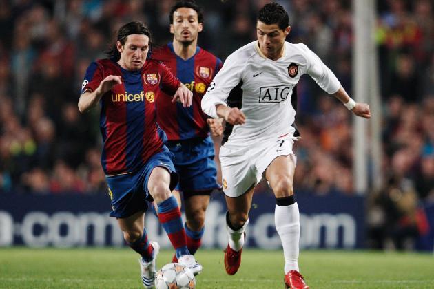 El Clasico 2012: Lionel Messi and Cristiano Ronaldo Fuel 'Who's Better?' Fire