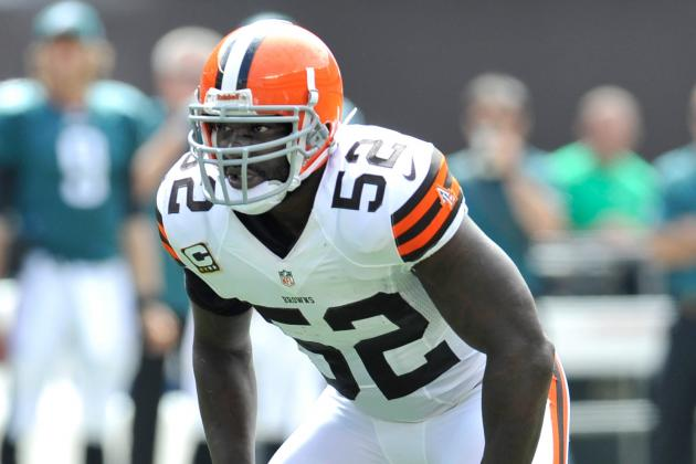 Browns Lose MLB D'Qwell Jackson to Head Injury