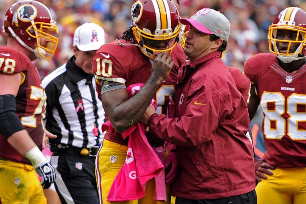 Robert Griffin III: Head Injury Will Force QB to Become Pocket Passer