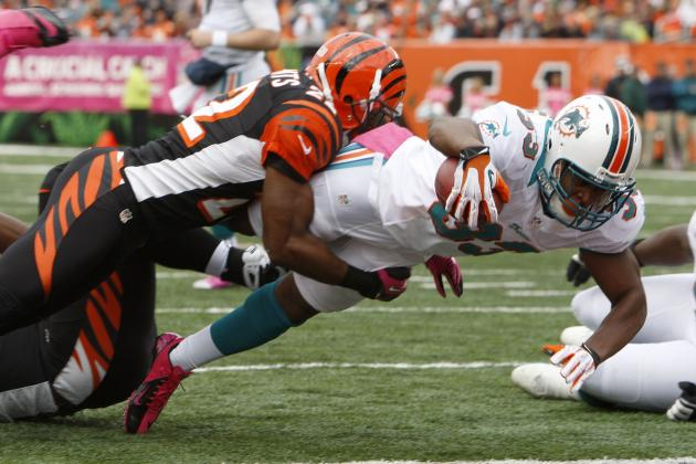 Cincinnati Bengals: Winners and Losers for Week 5 Game Against Miami