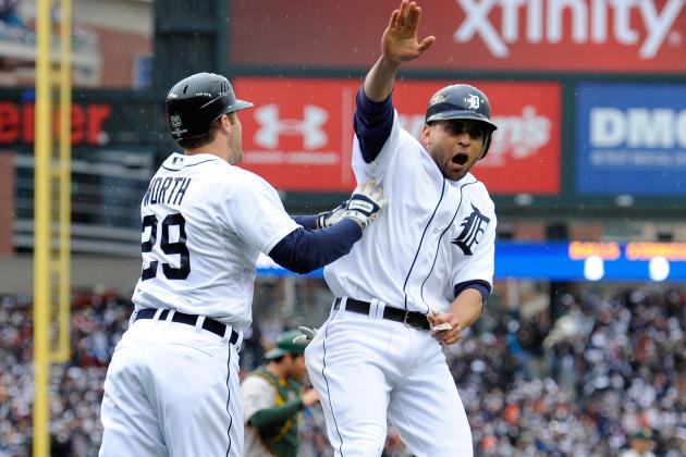 Detroit Tigers Defeat Oakland A's in ALDS Game 2