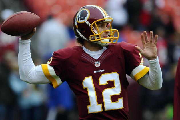 How Much Do We Trust Kirk Cousins if RG3 Is Seriously Injured?