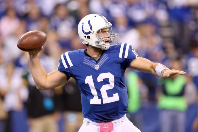 Andrew Luck: Game-Winning Drive Proves Colts' Star Rookie Is Real Deal
