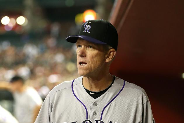 Jim Tracy Resigns as Manager