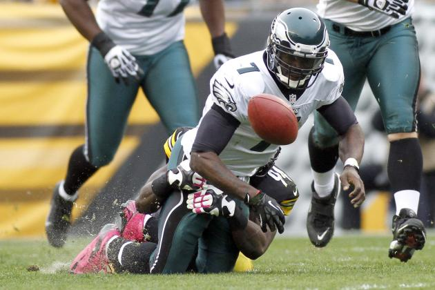 Does Loss to Steelers Mean Eagles Should Go with Nick Foles over Michael Vick?