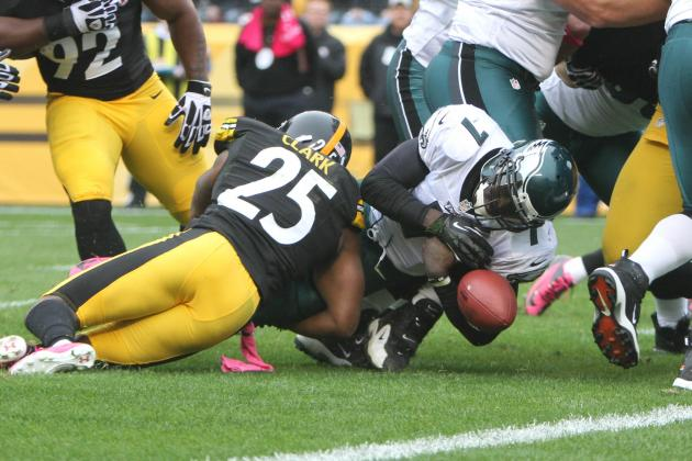 Eagles vs. Steelers: Turnovers Threatening to Ruin Philadelphia's Season