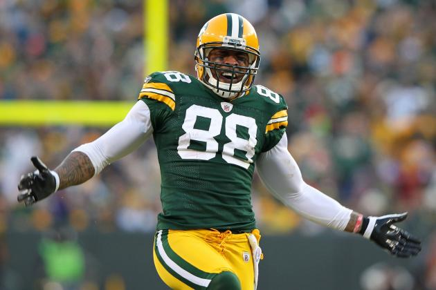 Jermichael Finley: Packers TE Shouldn't Be Dropped After Latest Injury
