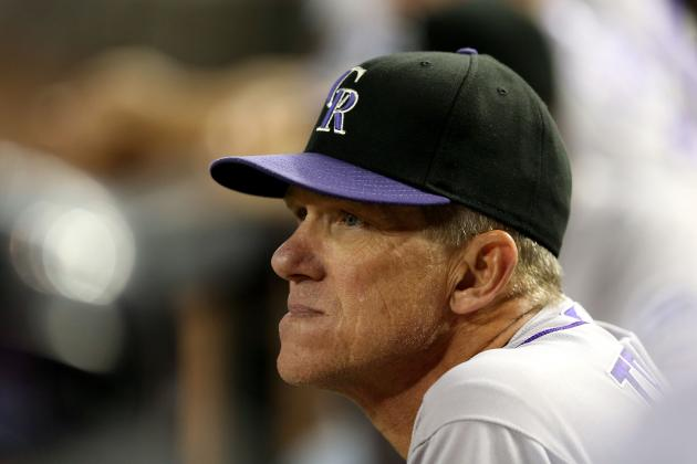 Jim Tracy Resigns as Manager of the Colorado Rockies