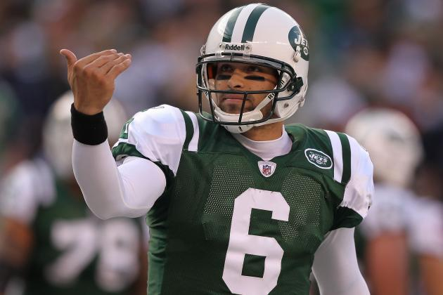Mark Sanchez: Projecting Jets QB's Fantasy Numbers vs. Tough Texans D