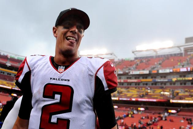Falcons vs Redskins: Atlanta Far from Perfect, Even with 5-0 Record