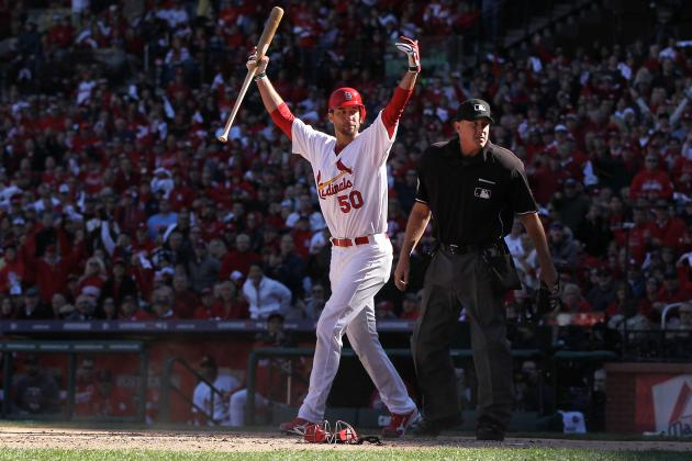 NLDS Schedule 2012: When and Where to See Crucial Nationals vs. Cardinals Battle