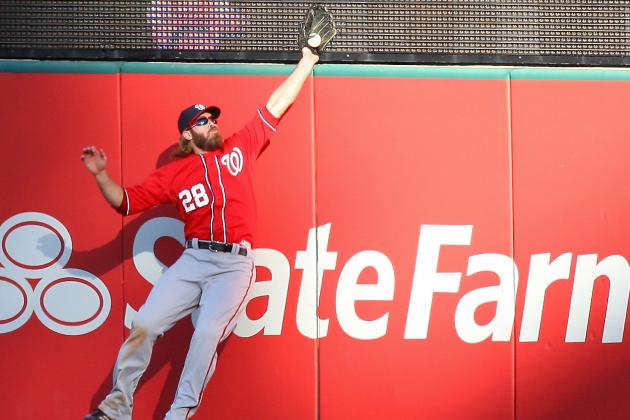 Washington Nationals vs. St. Louis Cardinals Game 1: Live Score, NLDS Analysis