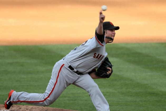 Giants Announce Vogelsong as Game 3 Starter