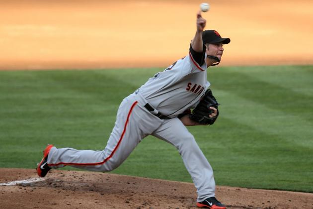 Giants Announce Ryan Vogelsong as Game 3 Starter