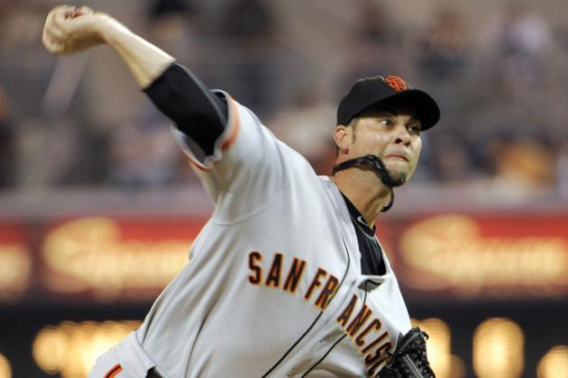Giants Pick Ryan Vogelsong over Tim Lincecum for Game 3