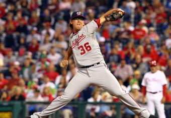 Clippard and the Nats pen have stepped up thus far today.