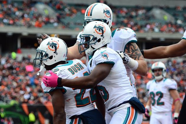 Miami Dolphins vs. Cincinnati Bengals: Live Score, Highlights and Analysis