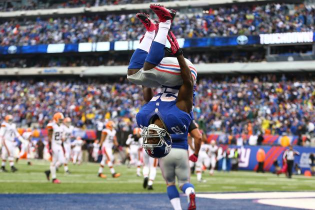Browns vs. Giants: Another Sign New York Has the Mentality to Make Another Run