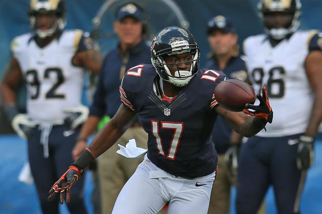 Alshon Jeffery out for Remainder of Game with Hand Injury