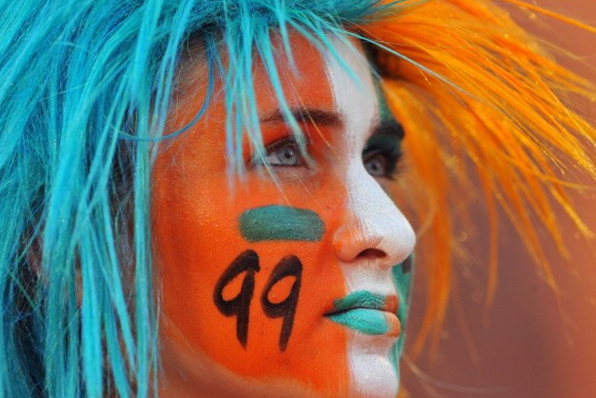 15 of Football's Craziest Fans