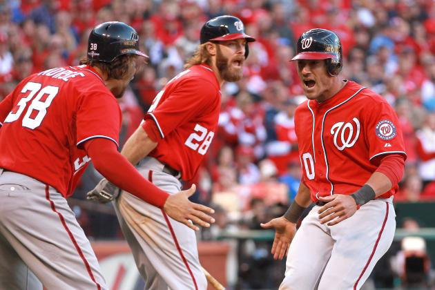 Nationals vs. Cardinals: Washington Rallies Late to Secure 3-2 Win in Game 1