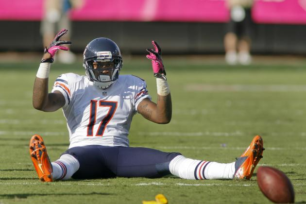Alshon Jeffery Injury: Updates on Bears WR's Hand