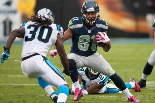 Seattle Seahawks vs. Carolina Panthers: Live Score, Video and Analysis