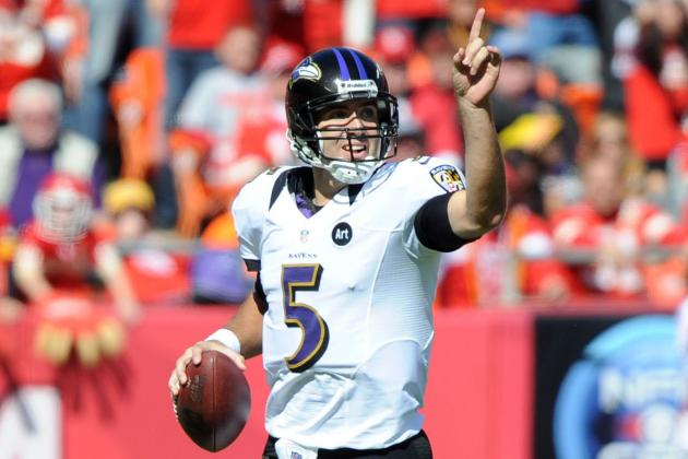 Ravens vs. Chiefs: Baltimore Squeaks out a Win in Flat Effort