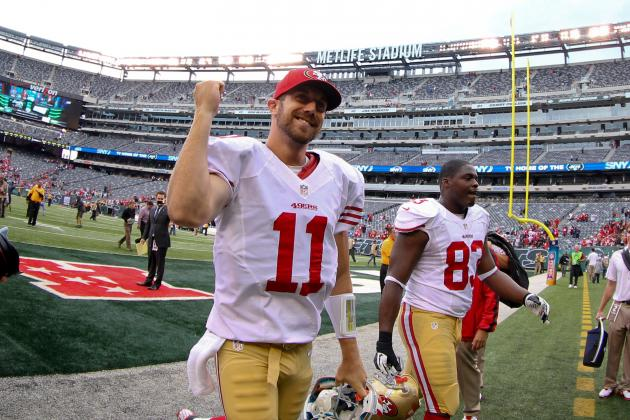 Alex Smith: Buying or Selling the San Francisco 49ers QB as 'Elite'
