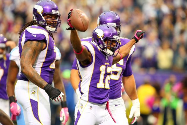 Vikings 30, Titans 7
