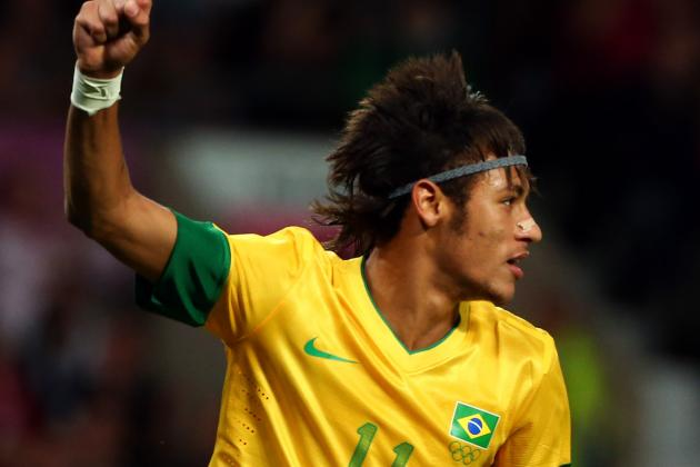 Chelsea: How Would Neymar Fit into the Current Blues Side?