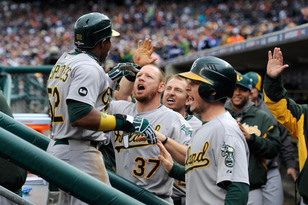 A's vs. Tigers: What Oakland Must Do to Avoid ALDS Sweep