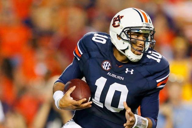 Chizik Doesn't Commit to QB Starter vs. Ole Miss