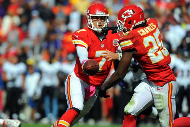 Ravens vs. Chiefs: Turnovers and Matt Cassel Cost Kansas City Another Game