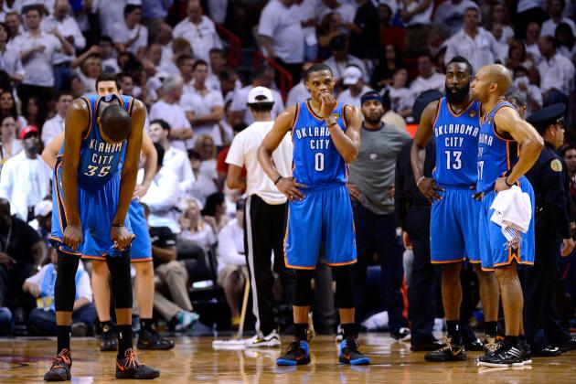 4 Ways Oklahoma City Thunder Will Repeat Last Season's Success